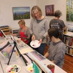 Summer Painting Workshops