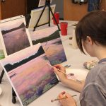 lynne adams summer painting workshop
